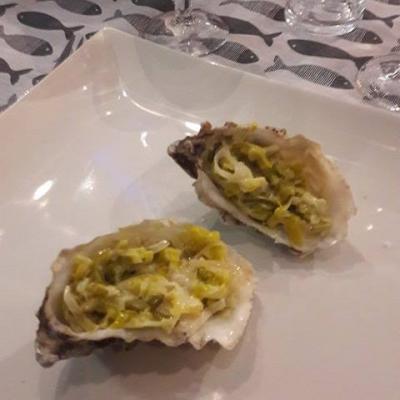 Soirée dégustation d'huîtres