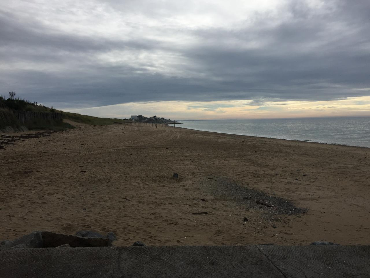 Les plages normandes