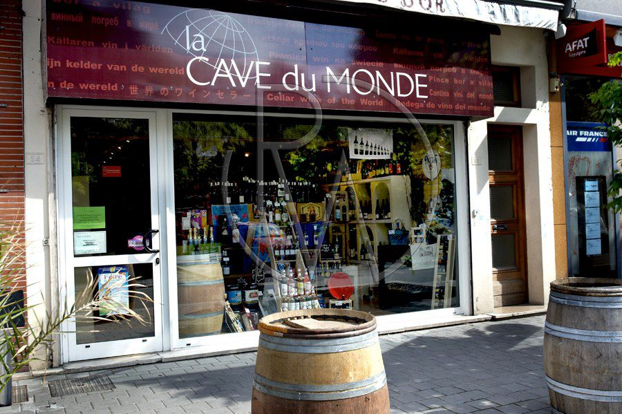 Cave monde